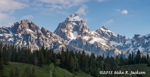 Teton Ridge Line