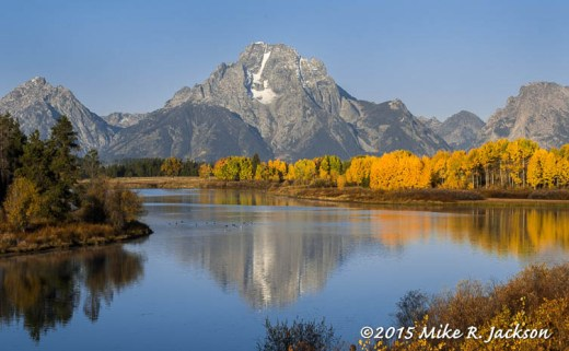 Classic Oxbow Bend