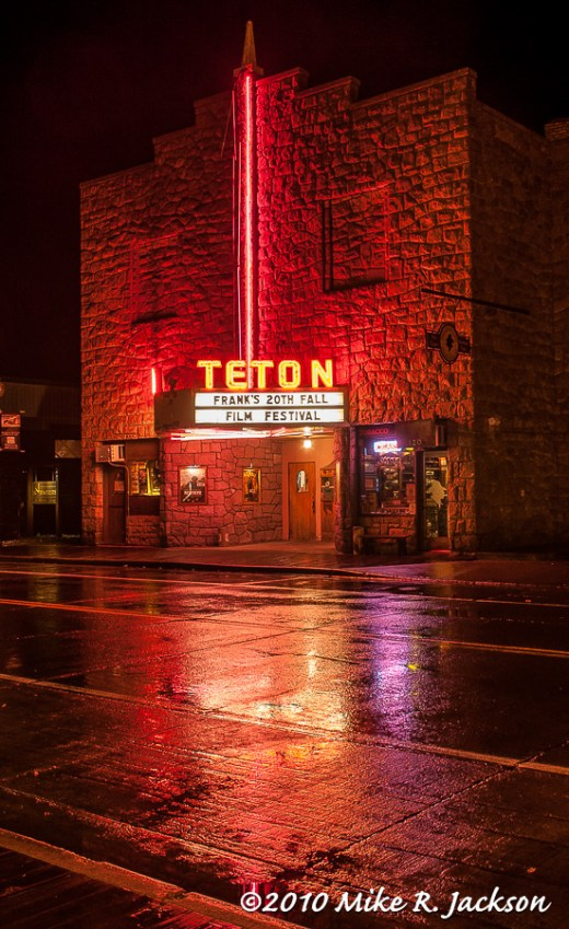 Teton Theater