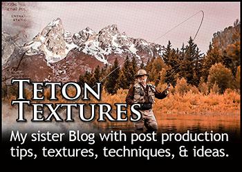 Teton Textures