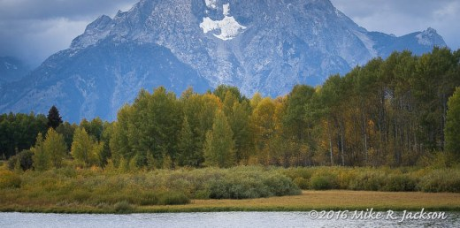 West End of Oxbow Bend