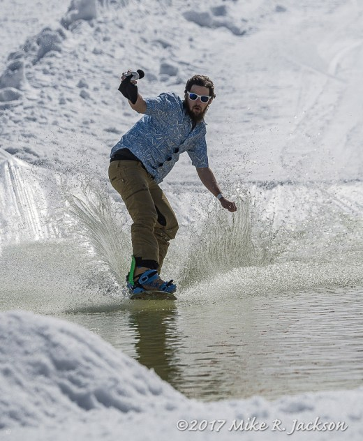 Snow King Pond Skimmer