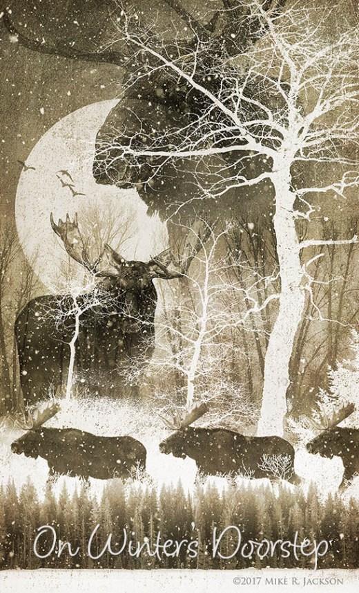 On Winter's Doorstep
