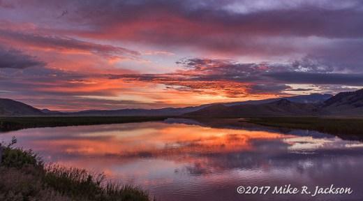 Flat Creek Sunrise
