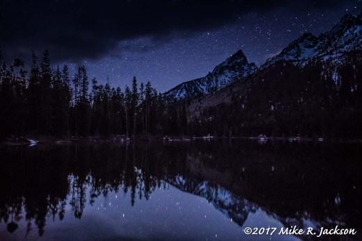 String Lake Stars