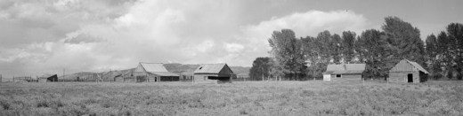TA Moulton Homestead
