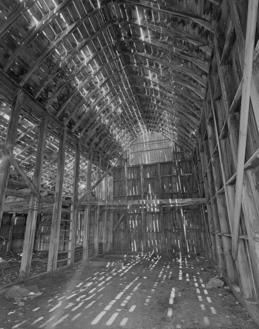 Thomas Murphy Barn Interior