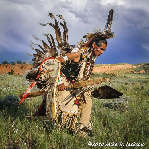 Shoshone Dancer