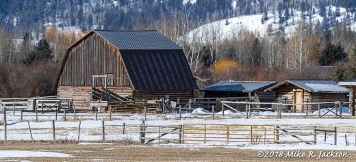 South Park Barn