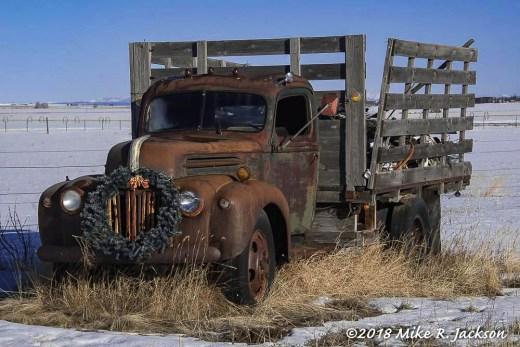 Tetonia Truck
