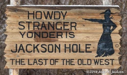 Yonder Sign