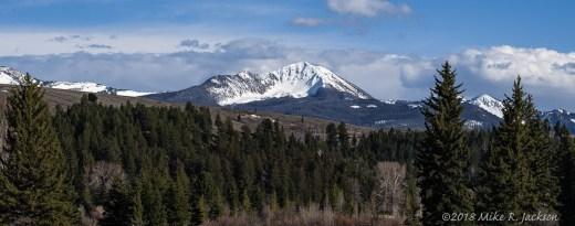 Jackson Peak Pano