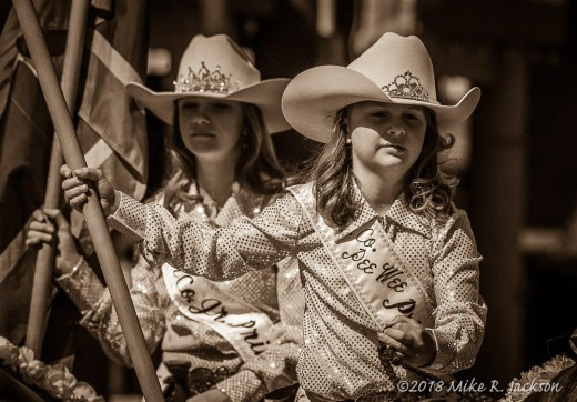 Pee Wee Rodeo Queens