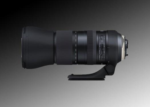 Tamron 150-600mm G2 Lens
