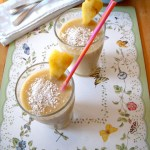 Super Smoothies :: Pineapple Coconut Smoothie