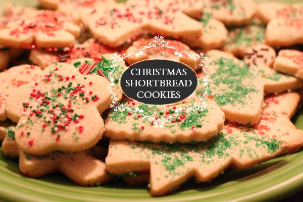 Gluten Free Christmas Shortbread Cookies The Best Of This Life