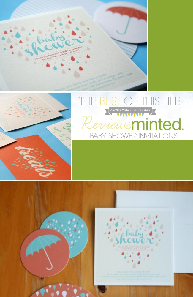 My Baby Shower Invitations by Minted - The Best of this Life