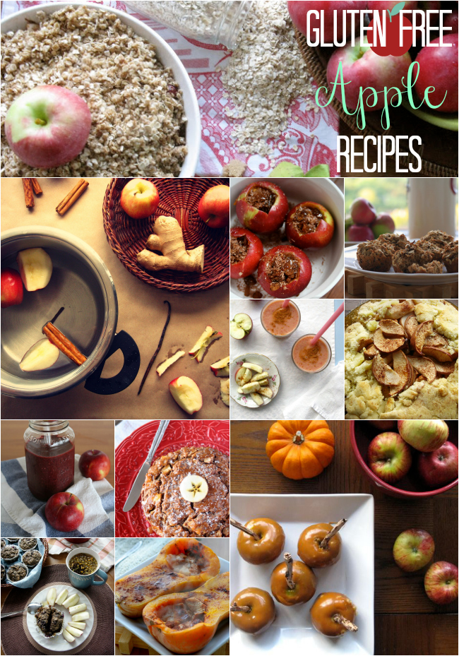 Gluten-Free Apple Recipes www.bestofthislife.com Apples! Apples! Apples!