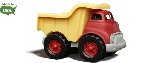 Green Toy Truck : Why we love green toys the best of this life
