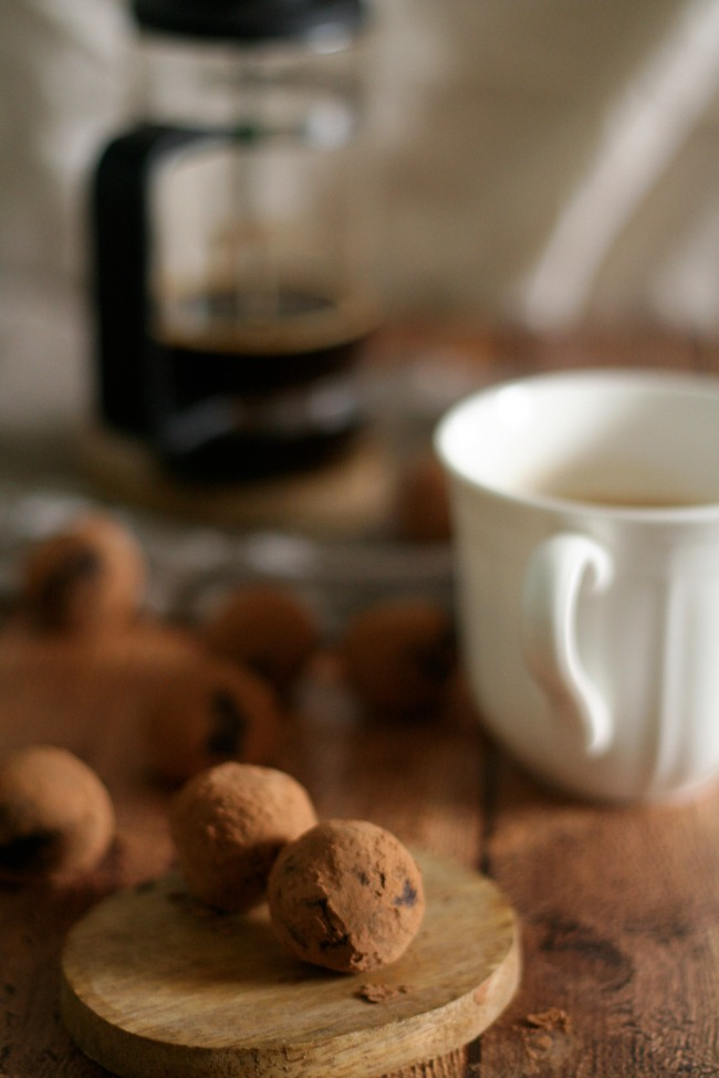 The Best of this Life |  Raw Chocolate Truffles