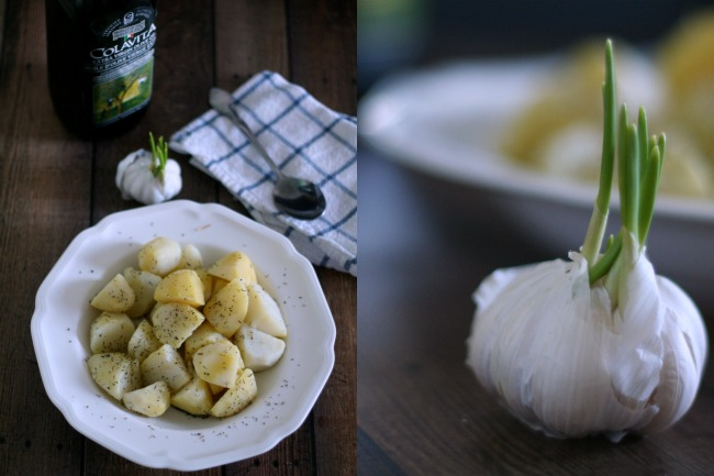 The Best Provencal Potatoes | The Best of this Life