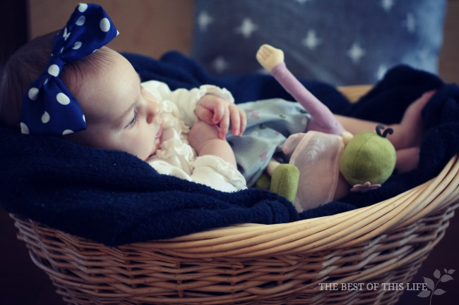 Abigail 3 Months #baby | The Best of this Life.jpg