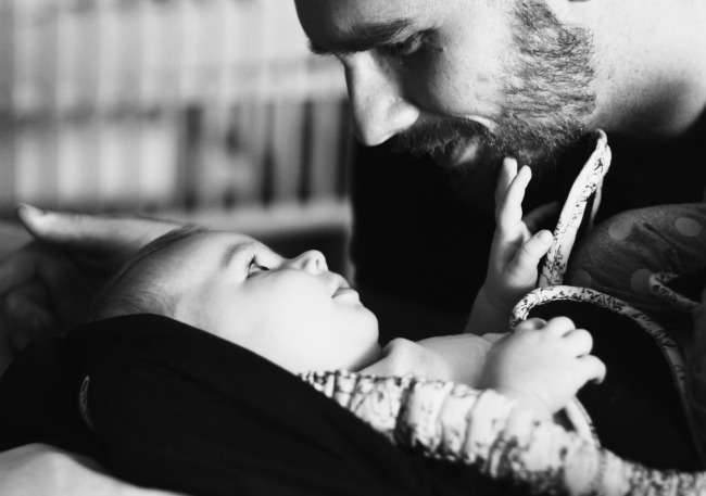 Daddy + Baby Girl |The Best of this Life #sundayliving #baby #photography