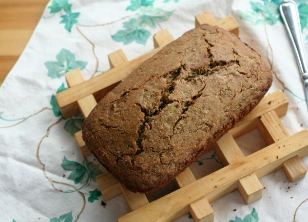 The Best Spiced Zucchini Bread