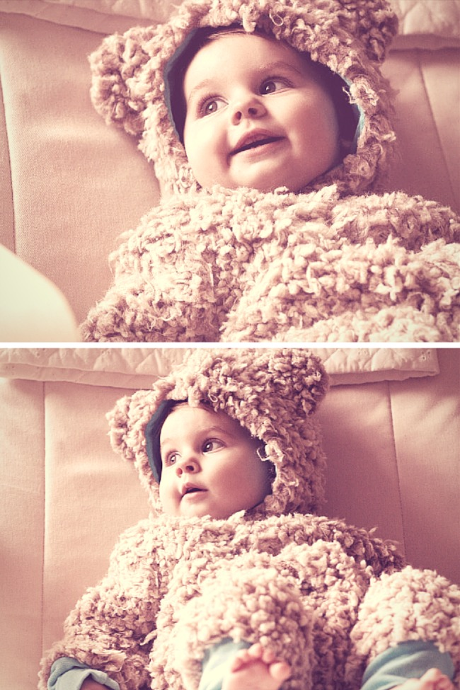 Bear Suit Zutano Fall 2014 #babyfashion