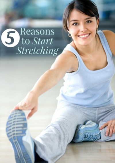 5 Reasons to Start Stretching