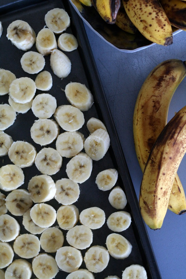 Bananas to freeze