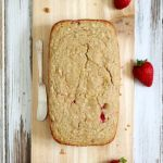 Strawberry Apple Sauce Gluten-Free Bread