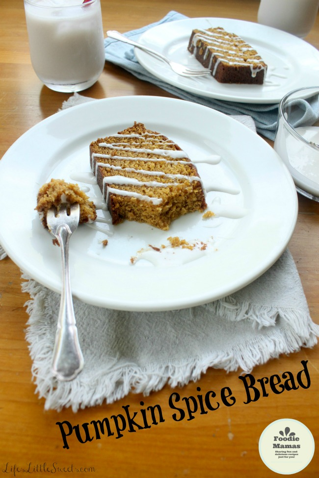Pumpkin Spice Bread FoodieMamas with watermarks 2212x3318