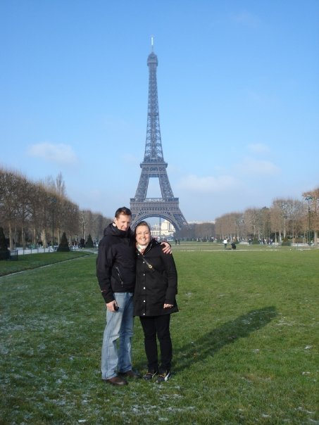 Paris- engagement