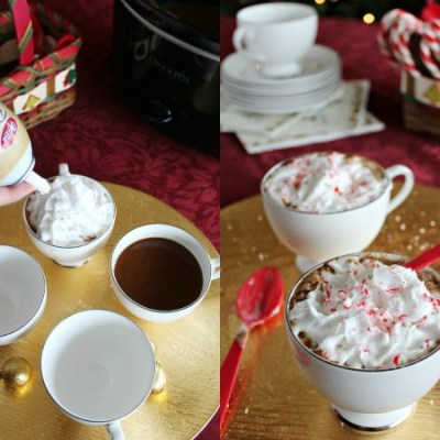 Holiday Peppermint Mochas Made In Your Crock Pot