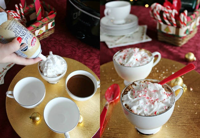 Make Your Own Holiday Peppermint Mochas