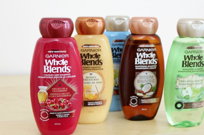 Garnier Whole Blends 5