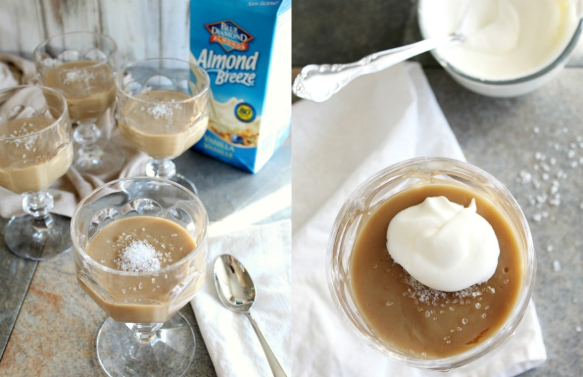 Salted Caramel Pudding Dairy-Free 850x550