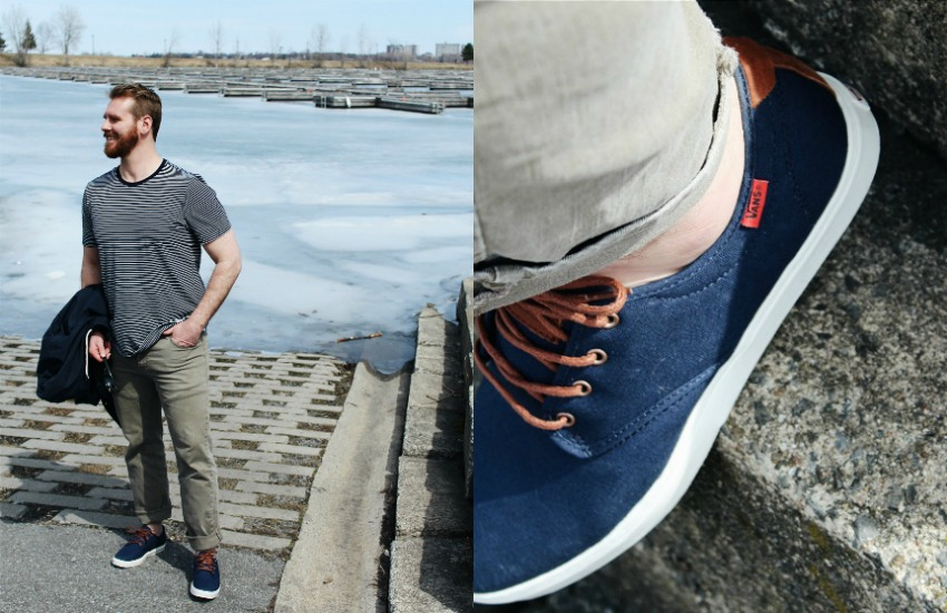 His Vans shoes from Union Jack Boots bestofthislife.com review of shoes