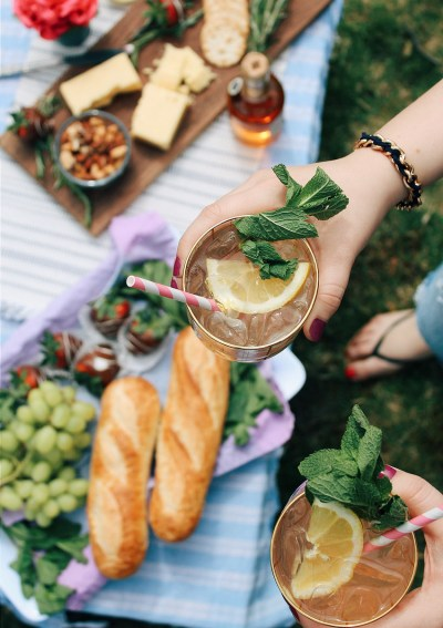 Outdoor Entertaining Ideas & Ottawa's Eat, Drink, Spring Festival!