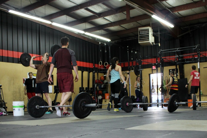 Crossfit Bytown Group Class