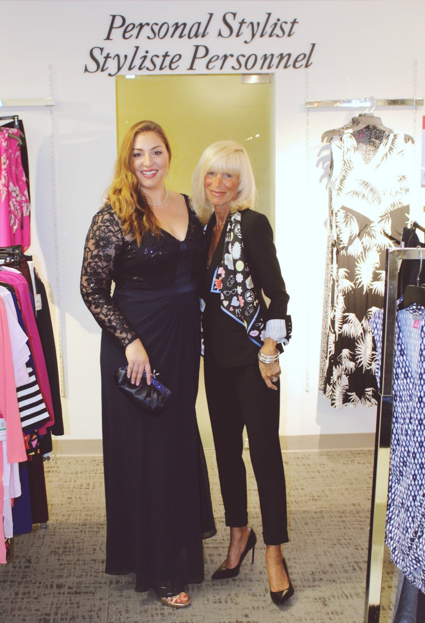 Hudson's Bay Gala Wear Ottawa www.bestofthislife.com