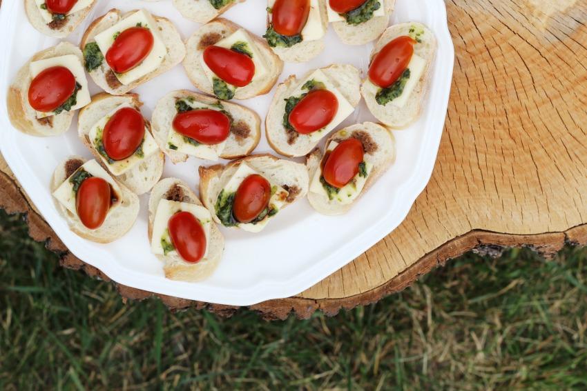 Tomato Basil Bread App Arla Havarti bestofthislife.com