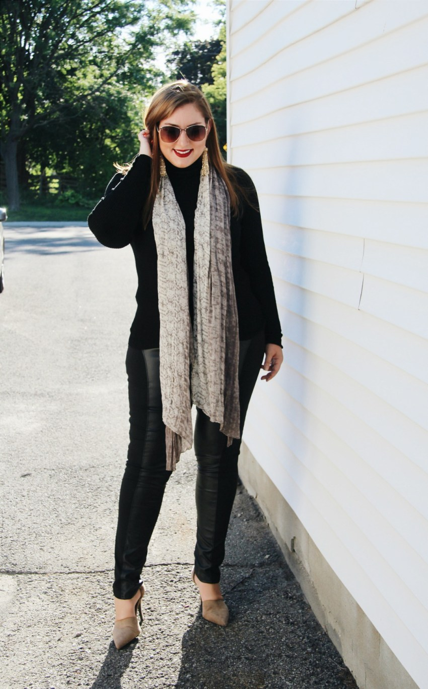 FALL STYLE - leather, suede, texture bestofthislife.com