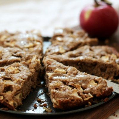 Delectable Gluten-Free Apple Scones To Celebrate The Harvest