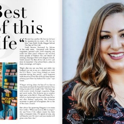 Here & There: My Interview with KROWD Magazine