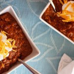 Mom's Spicy Slow-Cooker Chili