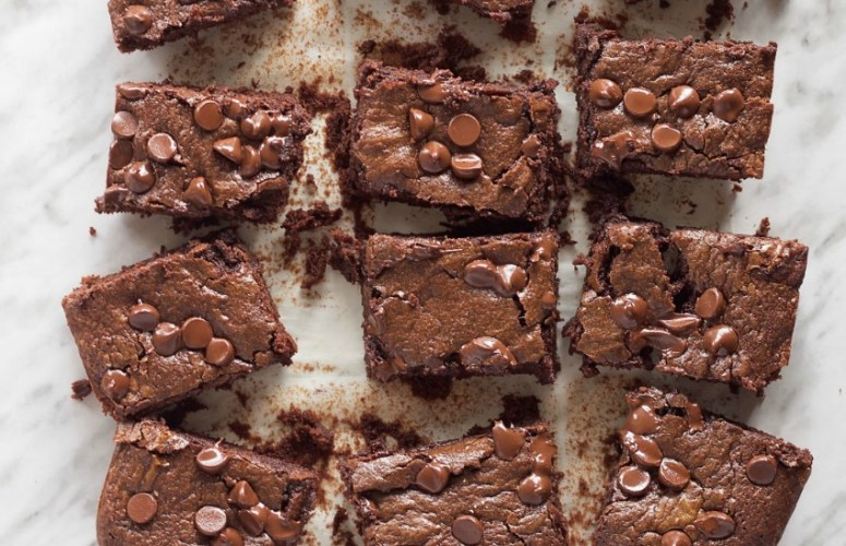 Melt-In-Your-Mouth Gluten-Free Fudge Brownies