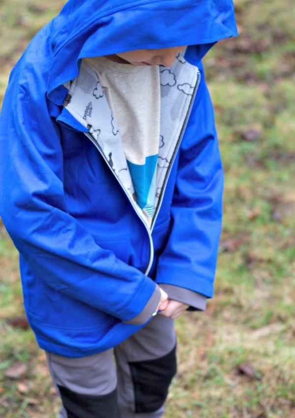 Kids Style: Rainy Days Were Made To Play