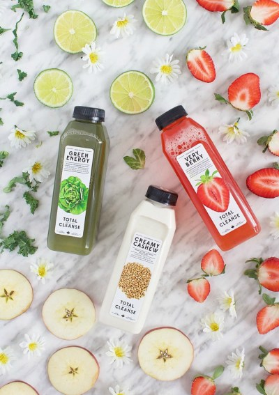 Give Yourself a Boost This Summer with The Energize Juice Cleanse